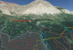 Geospatial Prediction of Landslide Hazards in British Columbia,