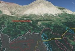 Geospatial Prediction of Landslide Hazards in British Columbia