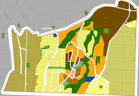 Community Plan Map